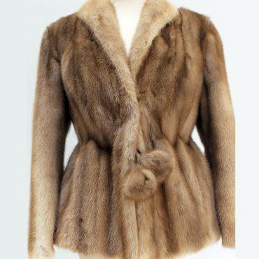 Restyled Fur Coat