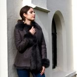 Reversible Seal Grey Toscana Jacket