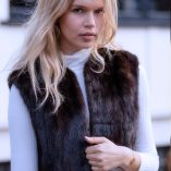 Limited Edition Vintage Mink Fur Bolero