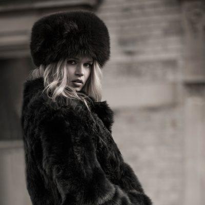 Genuine Fox Fur Hat