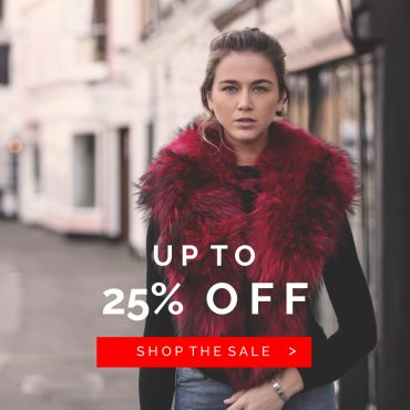 Up to 25% Off - Shop the sale