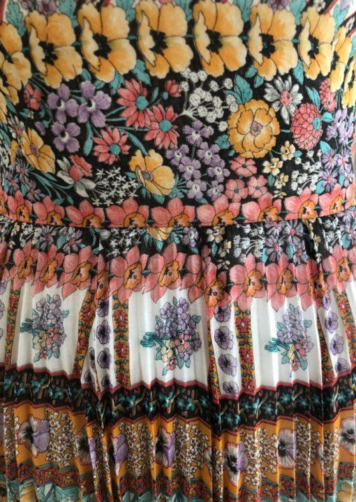 Buttercup Multi Coloured Maxi Dress