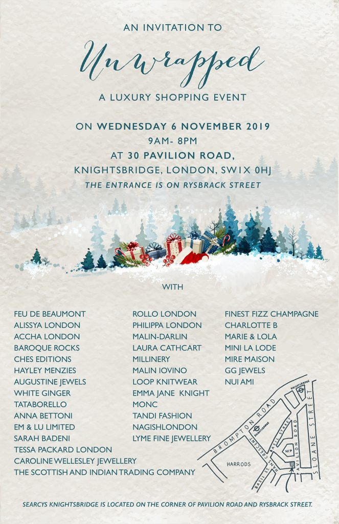 Unwrapped Christmas Fair