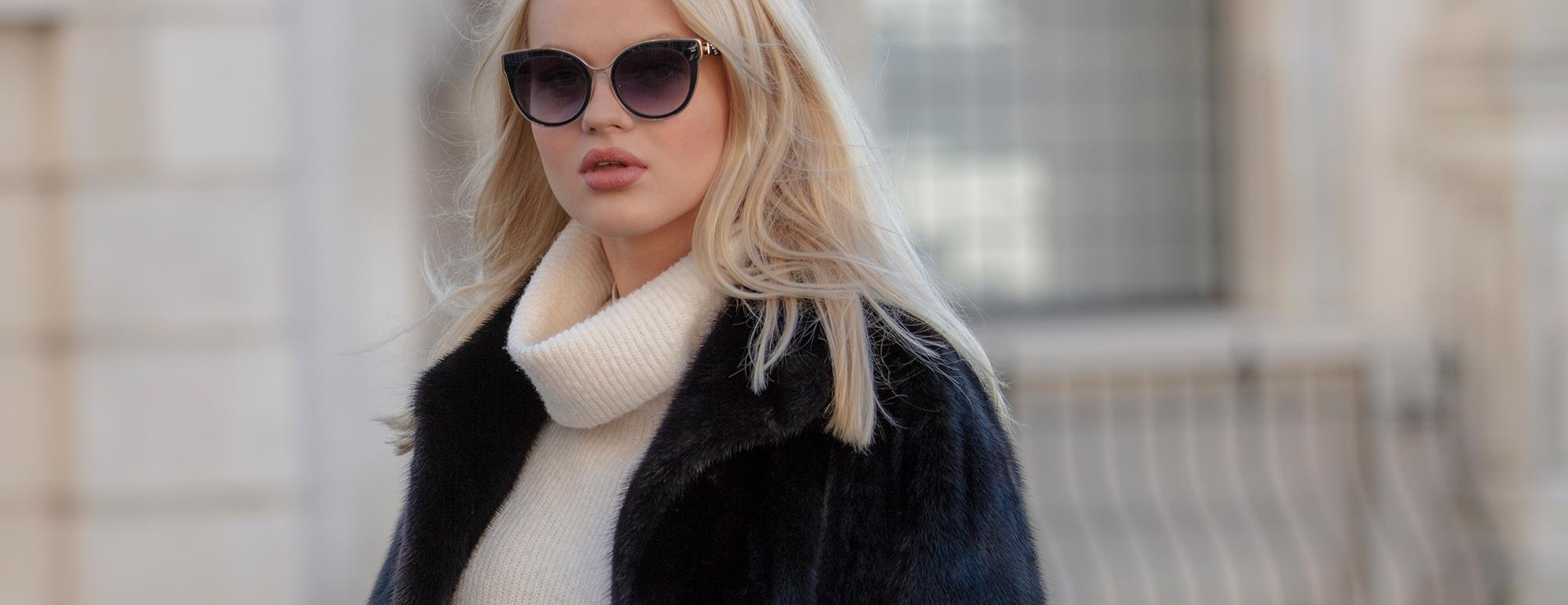 Vintage Real Fur