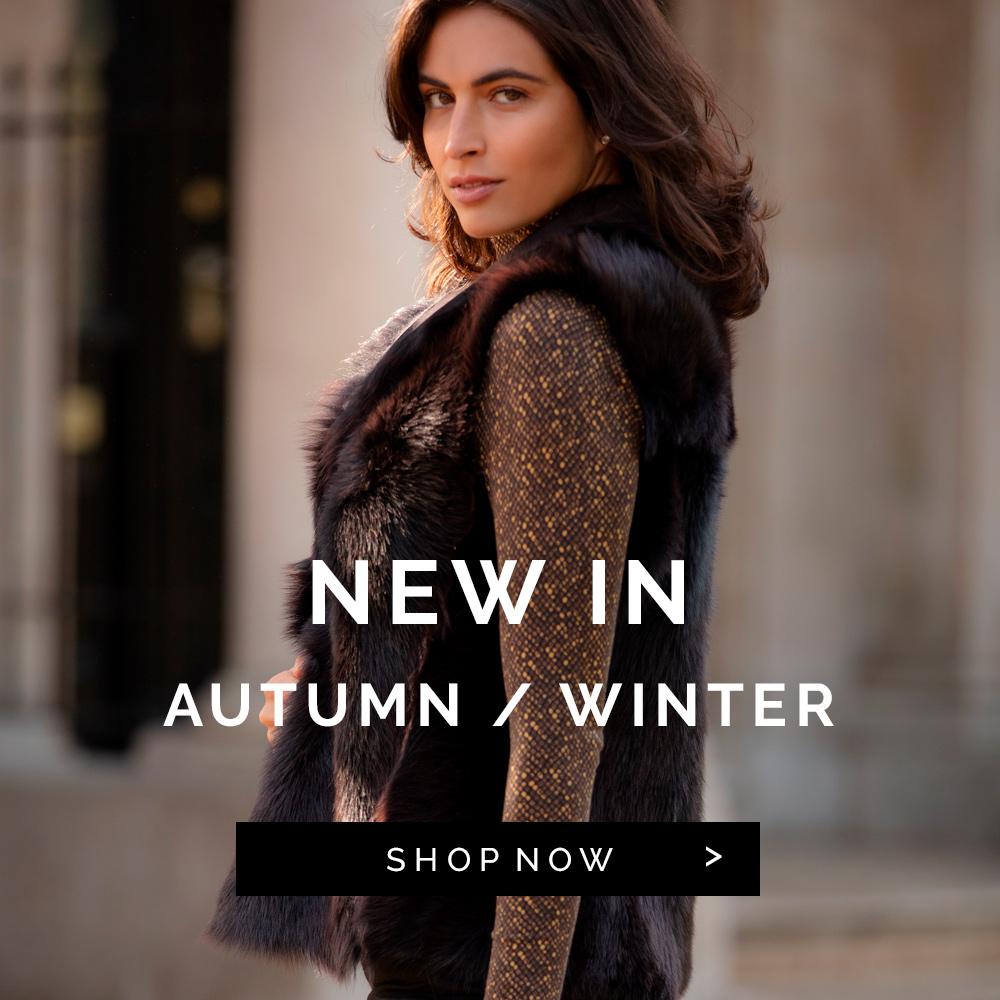New Styles Autumn Winter 2020